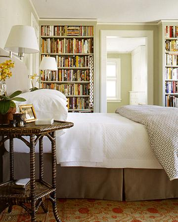 your bedroom creative ways to incorporate bookcases in the bedrooms