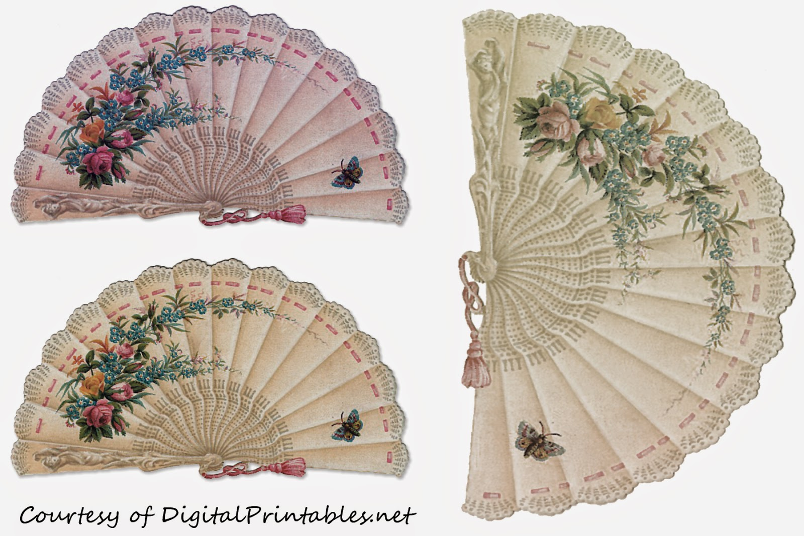 free images Victorian fans