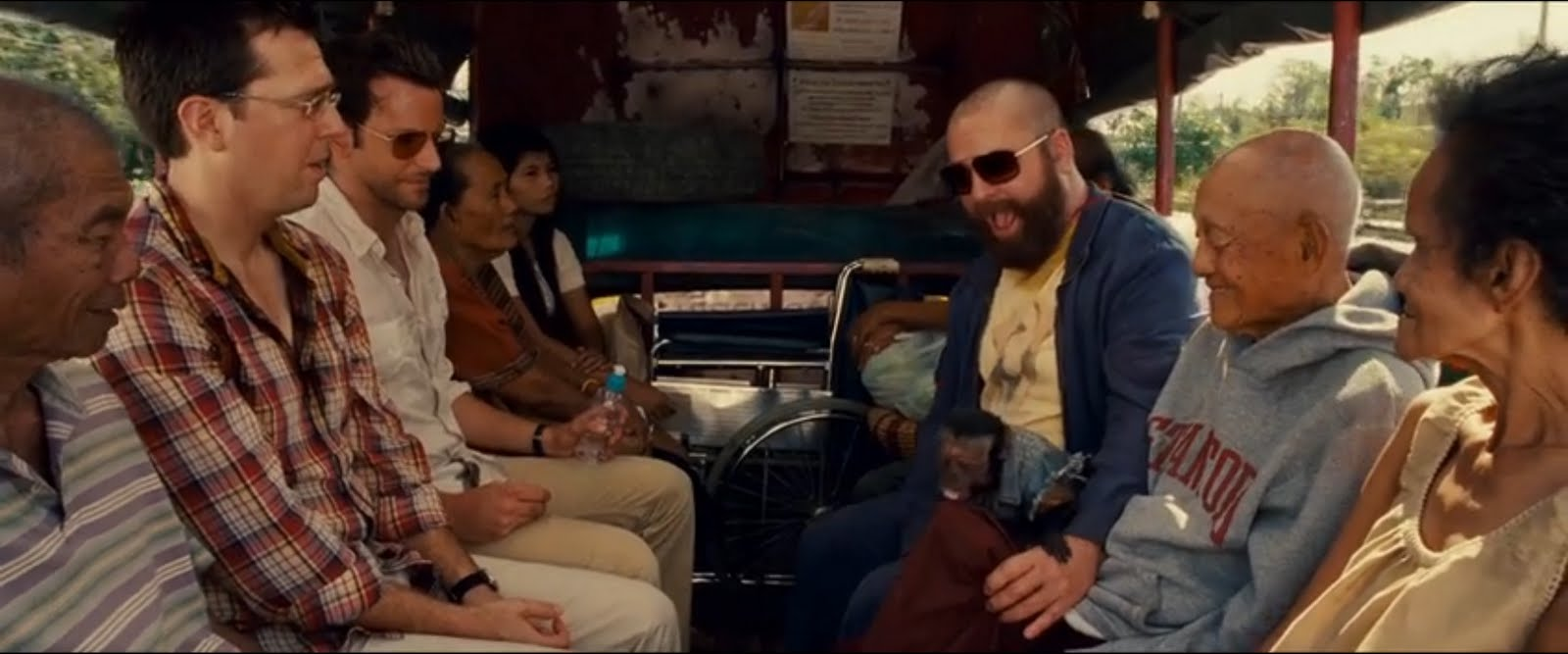 Is The Hangover 2 an awesome movie  No The Hangover 2 Chow