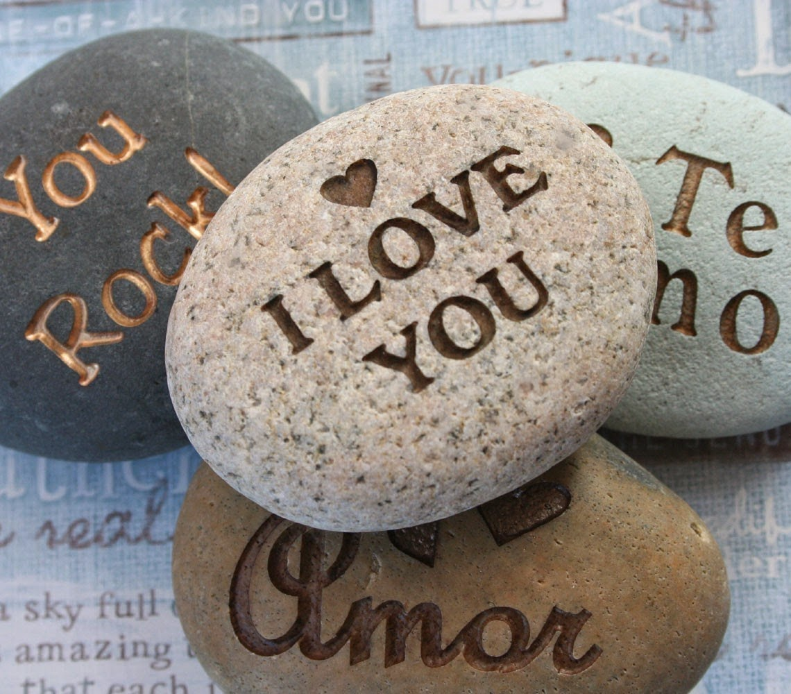 I Love You Rock HD Wallpaper