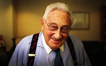 Henry Kissinger σε συνεντευξή του