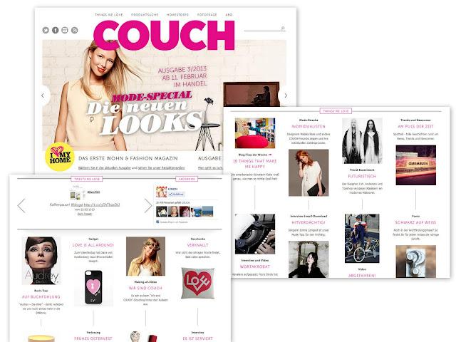 Online-Auftritt couch-mag.de