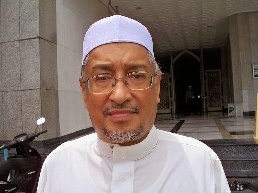 Al Fatihah Bekas Mufti Wilayah Persekutuan Meninggal Dunia