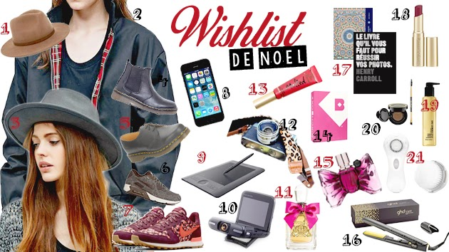 wishlist, christmas, noel, asos, urban outfitters, missguided, nike, liberty london, fnac, wacon, canon, apple, too faced, sephora, viktoretrolf, nocibé, feelunique, pyramid, ghd, clarisonic,