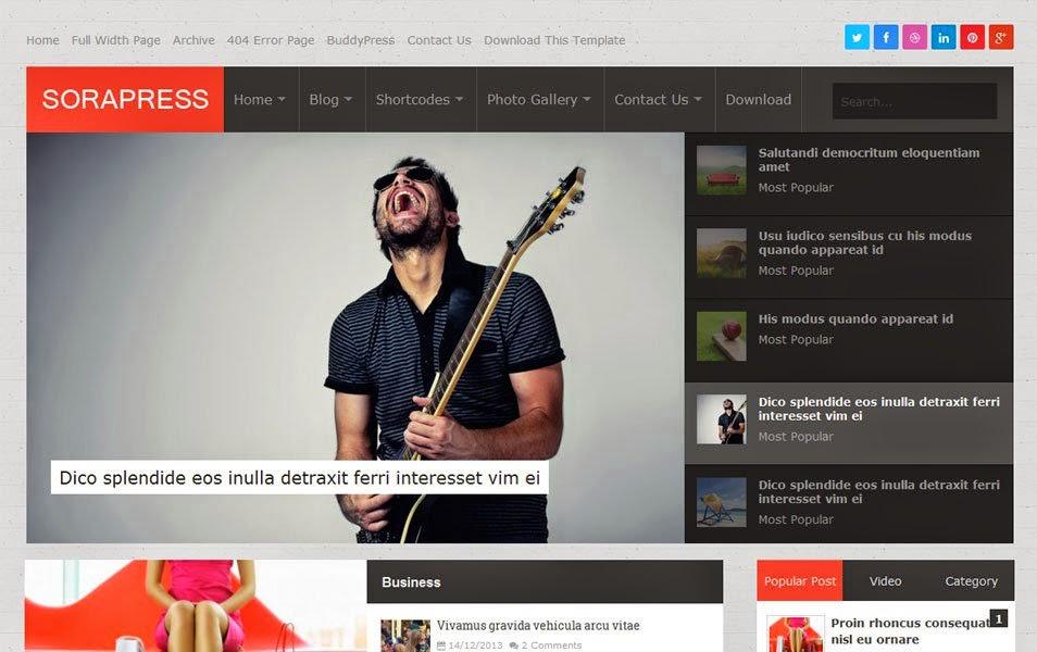 Blogger Templates ~ NEW CSS3 MENU