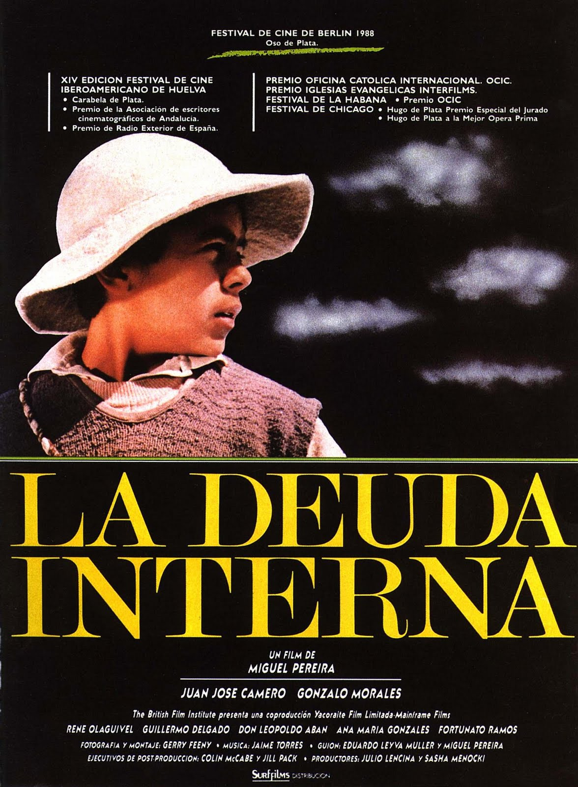La deuda interna movie