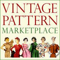 Vintage Pattern Marketplace