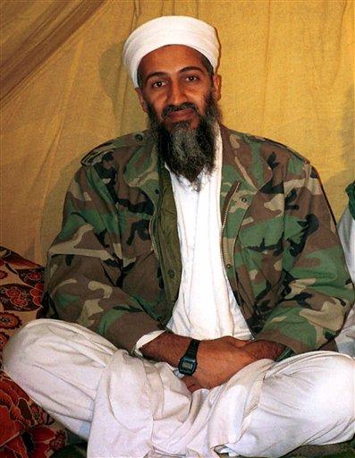 in Laden is finally dead. Laden is finally dead!