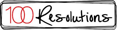 100 Resolutions