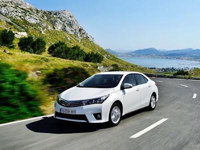 Edisi Terbaru Mobil Anyar New Corolla Altis