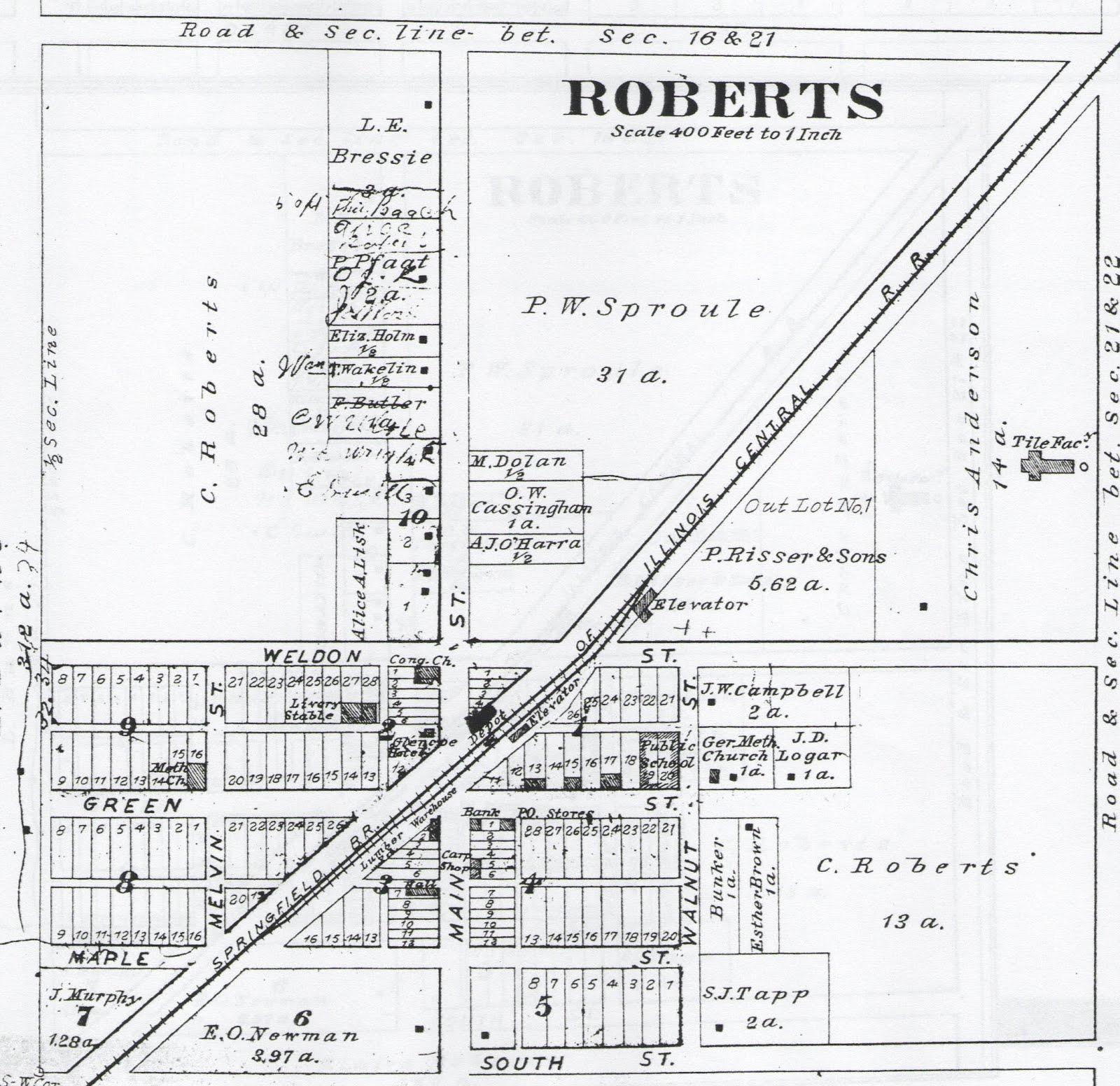 Roberts 1884