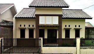 Contoh Rumah Minimalis Tampak Depan yang Elegan