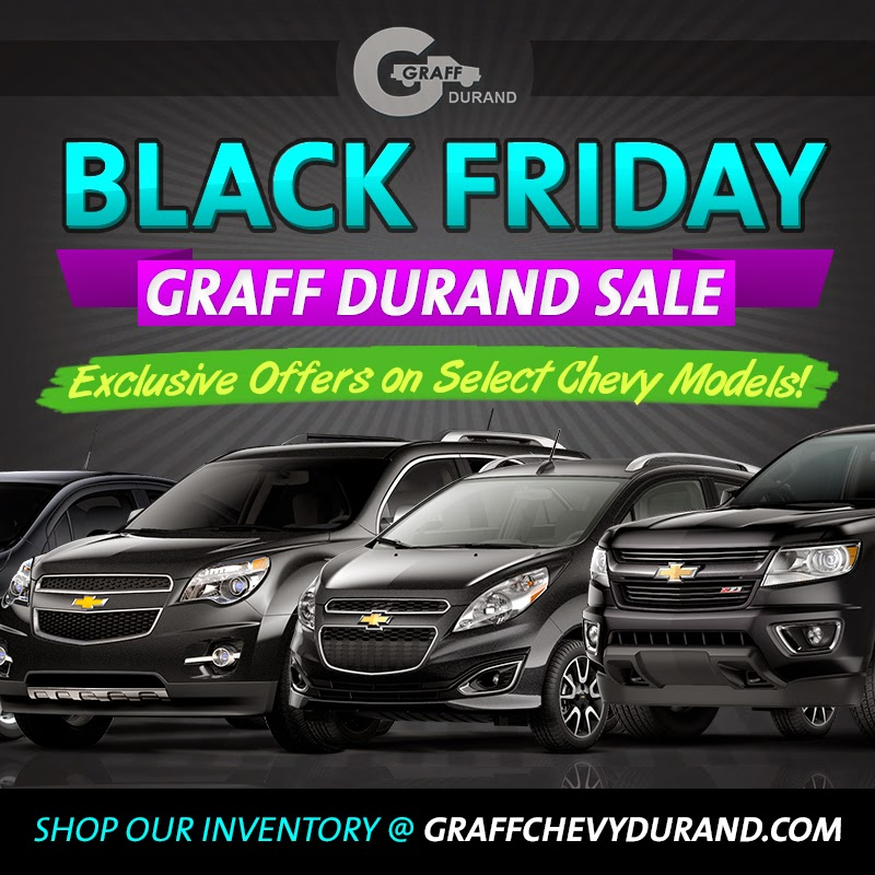Durand Chevrolet Dealership