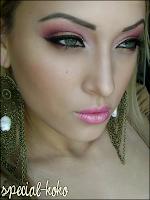 sexy model makeup