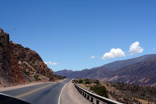 quebrada humahuaca inca trail argentina