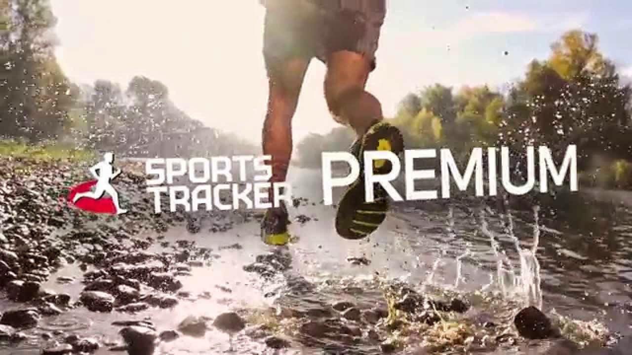 sports tracker premium
