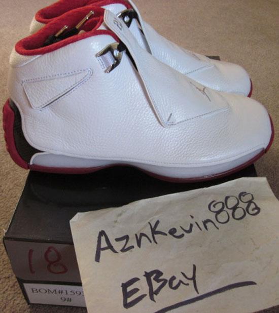 Air Jordan 18 Retro Ebay