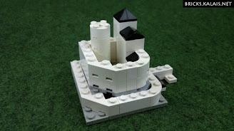 [MOC] Zamek w Będzienie - mikroskala
