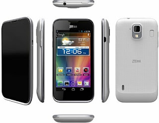 ZTE Grand X LTE (T82 is 1st ZTE's Single-Chip LTE Smartphone