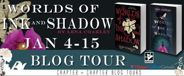http://www.chapter-by-chapter.com/blog-tour-schedule-worlds-of-ink-and-shadow-by-lena-coakley/