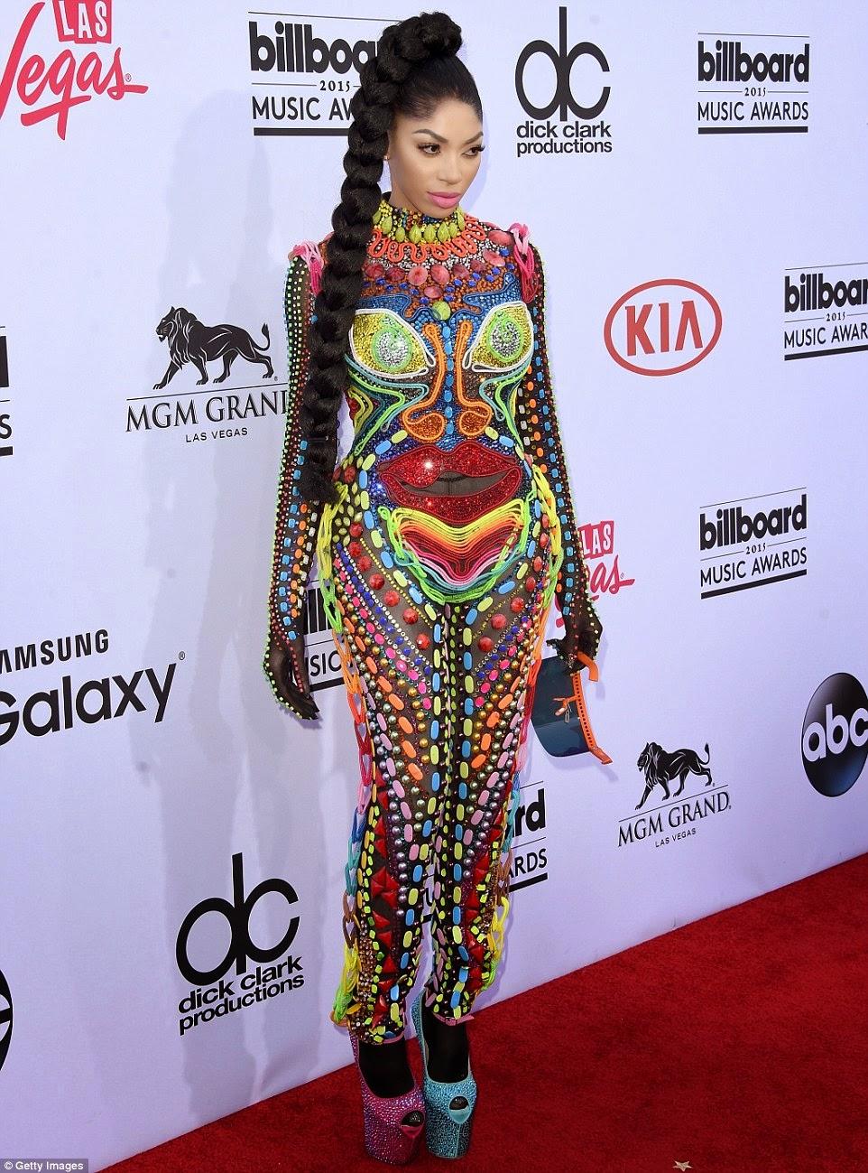 Dencia Makes 2015 Billboard Awards Worst Dressed List Welcome