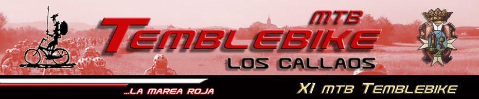 "C.D.E TEMBLEBIKE ""LOS CALLAOS"" - XI MTB TEMBLEBIKE"