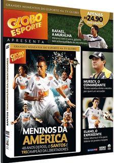 Download Meninos da América: Santos Campeão da Libertadores