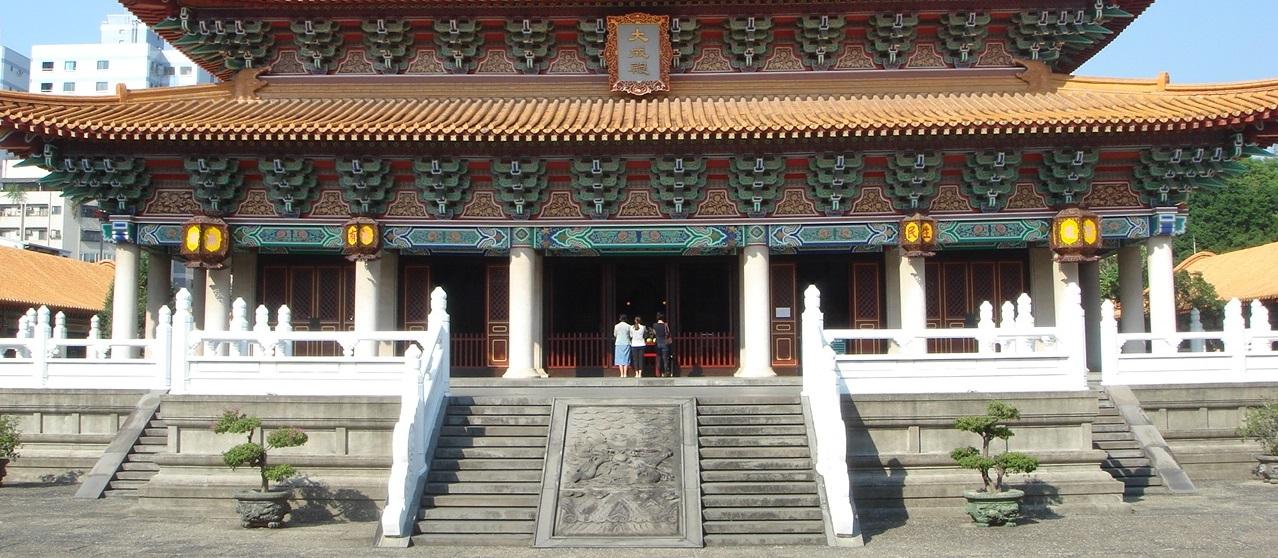 台中孔廟-台中住宿