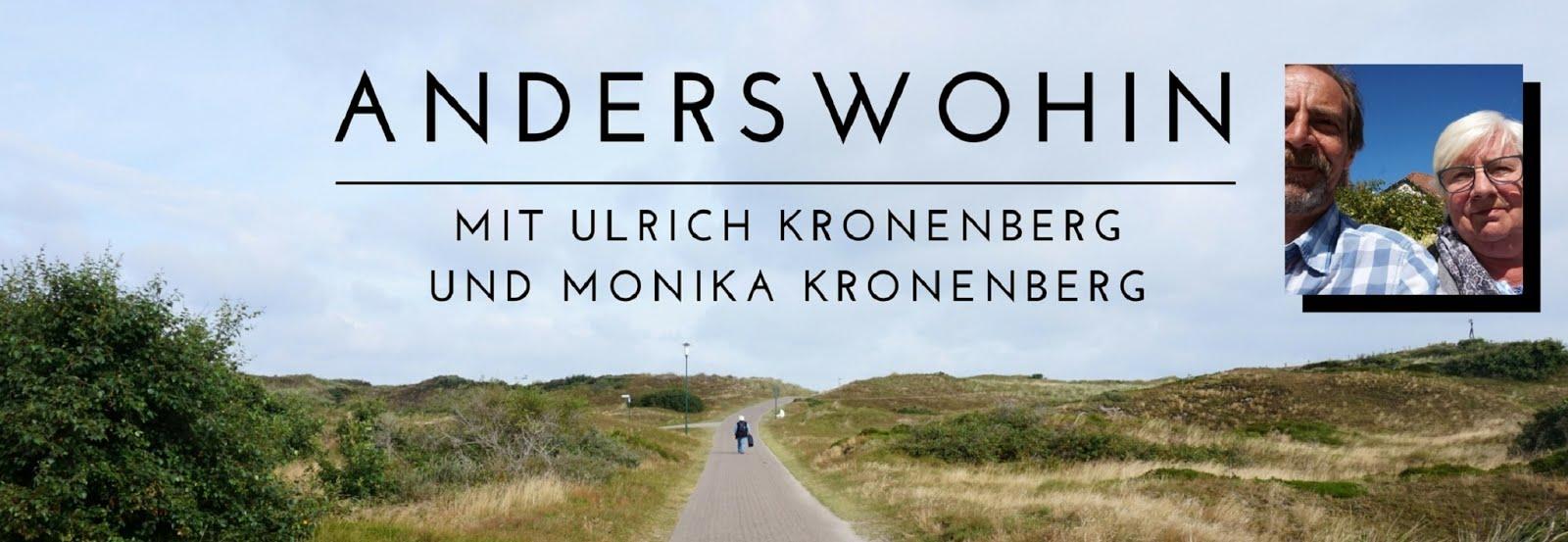 anderswohin - Ulrich Kronenberg