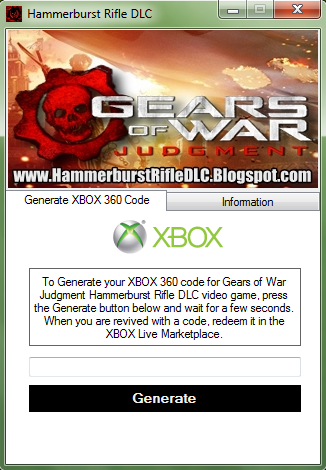 how to get free codes for gears of war 3