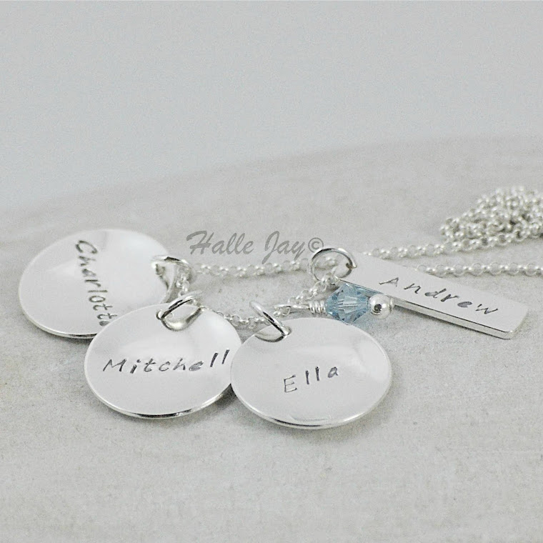 *My Family* Custom Keepsake Necklace