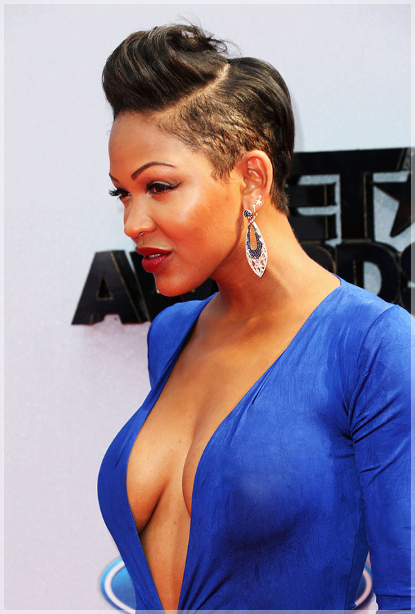 Popular actress Meagan Good, who is well known for role as Mya in the