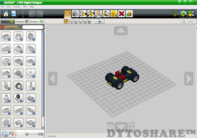 LEGO Digital Designer 4.1.8