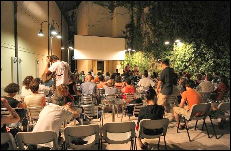 Madtime sala de verano en la filmoteca espa ola for Cine las terrazas