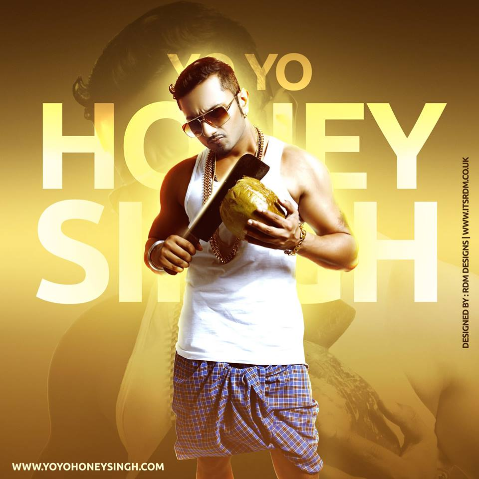 Beautiful Wallpapers: Yoyo Honey Singh wallpaper