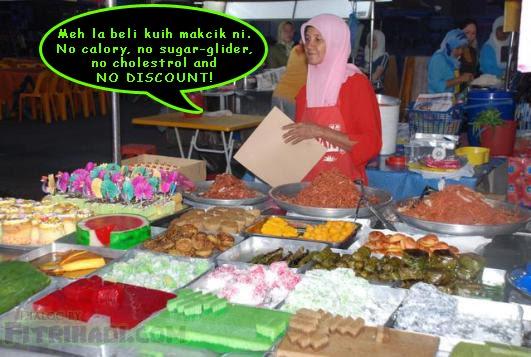 jenis kuih muih di Malaysia