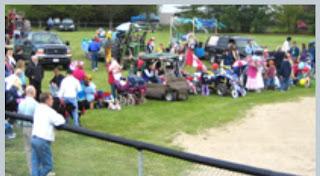 Bethany Park Spectators