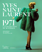Actu expos / Yves Saint Laurent 1971, la collection du scandale