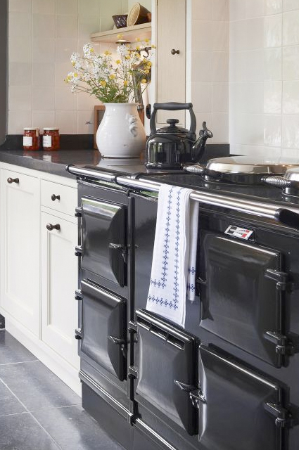 Keuken Een oogstrelende AGA Wonen, Maken & Leven