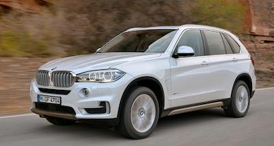2014 BMW X5 white