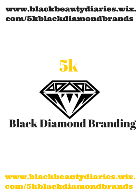 5k Black Diamond Branding