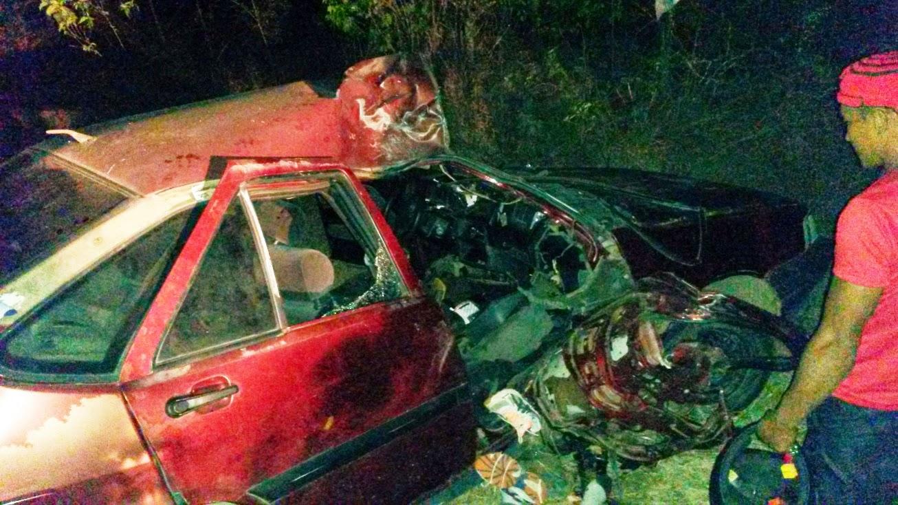 Chapadinha-MA: Acidente fatal envolvendo Axixá e Pixuna