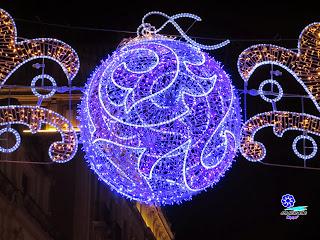 Sevilla - Alumbrado navideño 2014