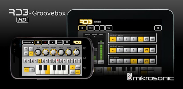 RD3 HD - Groovebox v1.6.0 APK