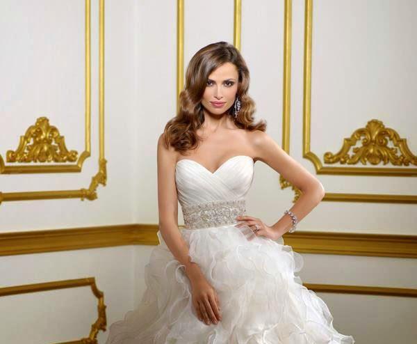aprende a escoger tu vestido de novia ~ karin planner