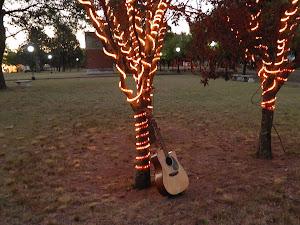 Los árboles encantados