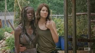 The Walking Dead - Capitulo 02 - Temporada 4 - Español Latino - Online - 4x02