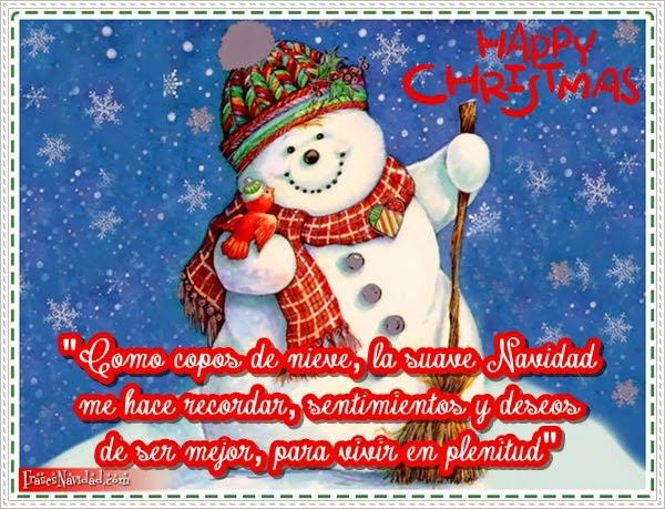 Fotos de año nuevo y navidad- bellos mensaje navideños