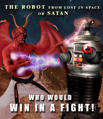 people who believe in the devil don't believe in god