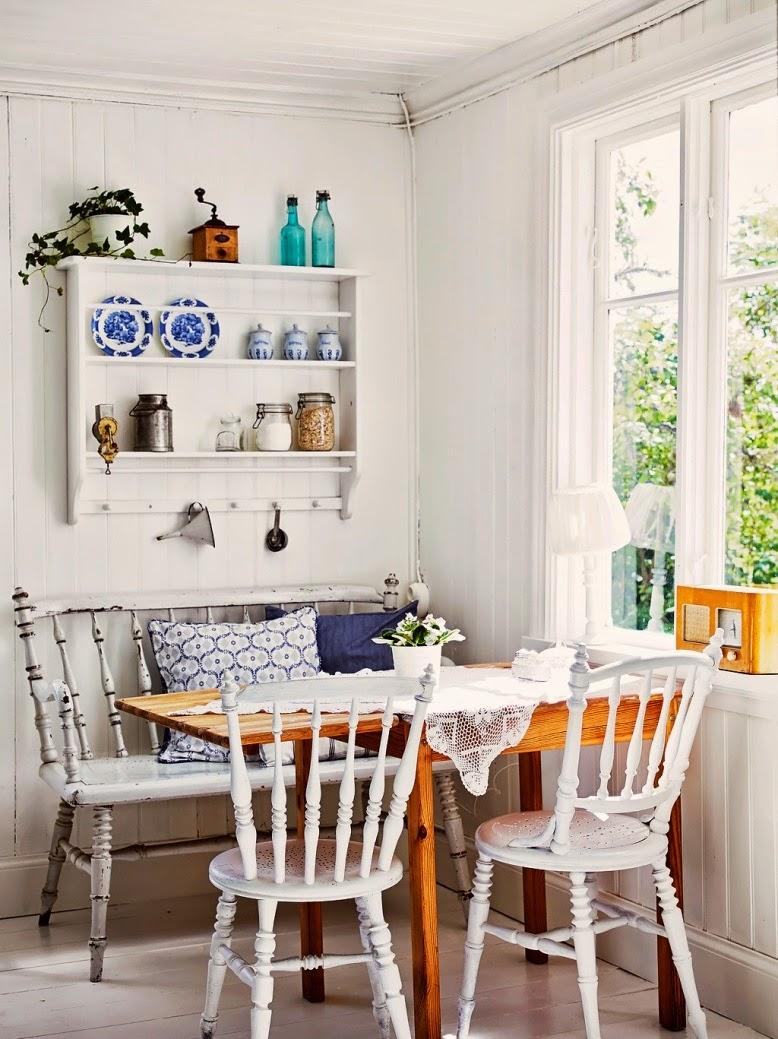 Casa de campestre decorar tu casa es for Casas nordicas decoracion